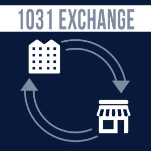flowchart of how a 1031 exchange works